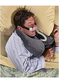BreatheX CPAP Worn