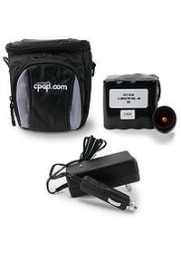 CPAP dot com battery pack 12 volt collage
