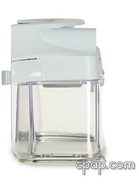 Covidien Sandman Intro humidifier side