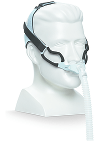 GoLife for Men Nasal Pillow CPAP Mask Side View