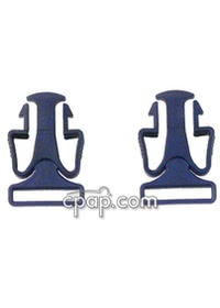 Lower Headgear Clips for Mirage Liberty Full Face Mask 2 pack