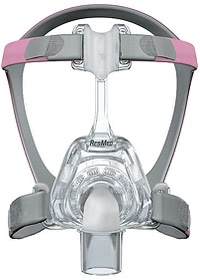 Mirage FX for Her Nasal Mask -Front