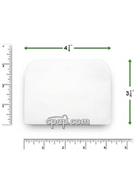 Resmed autoset T disposable top rulers