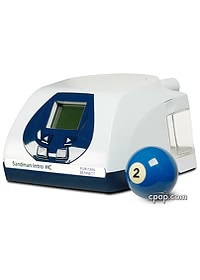 Sandman Intro HC CPAP Machine with Built In Heated Humidifier