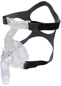 Sylent Nasal CPAP Mask with Headgear without Model