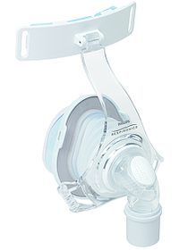 TrueBlue CPAP Mask without Headgear