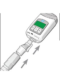 Z1 Travel CPAP Machine - Hose Adapter