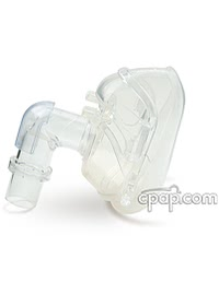 Zzz-Mask Full Face CPAP Mask - Side