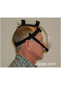 adam-circuit-nasal-pillow-cpap-mask-with-headgear-on-model