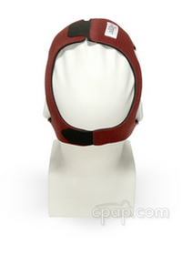 cardinal health tiara adjustable ruby chinstrap top profile