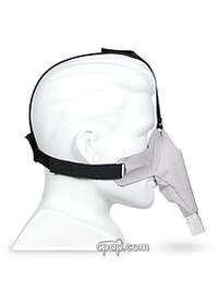 circadiance sleepweaver nasal cpap mask deflated side