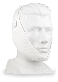 Respironics Deluxe-Style Chinstrap - Current Version (Mannequin Not Included)