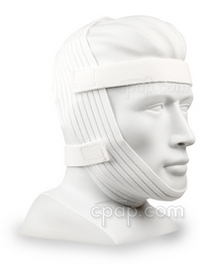Respironics-style Deluxe Chinstrap - Previous Version (Mannequin Not Included)