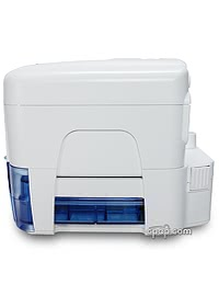 devilbiss intelliPAP Machine Humidifier side