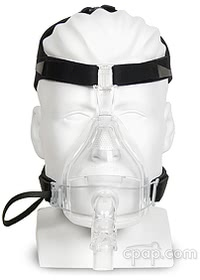 fisher paykel hc 431 full face cpap mask front