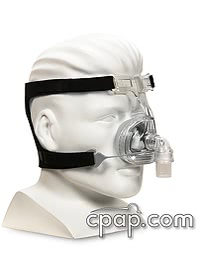 fisher paykel zest nasal cpap mask profile