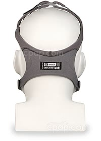 Headgear for Simplus Full Face Mask - On Mannequin with Simplus