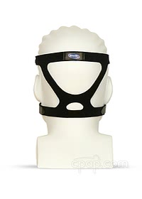 invacare twilight nasal cpap mask back