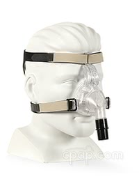 invacare twilight nasal cpap mask profile