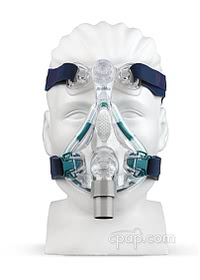 Mirage Quattro� Full Face CPAP Mask with Headgear
