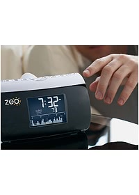 myzeo zeo personal sleep coach bedside display