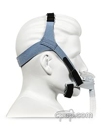 OptiLife Nasal Pillow CPAP Mask with Headgear
