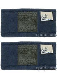 Pad A Cheek CPAP Mask Forehead Pad-pair