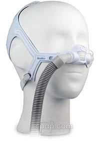 Pixi Mask- Angle Front on Mannequin