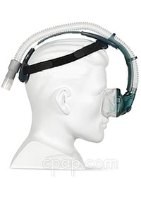 puritan bennett breeze sleepgear nasal mask dreamseal side