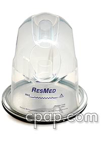 resmed c series tango water chamber front