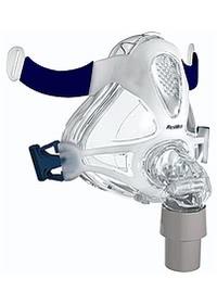 resmed mirage quattro fx mfg mask frame right profile