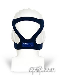 resmed softgel nasal cpap mask back
