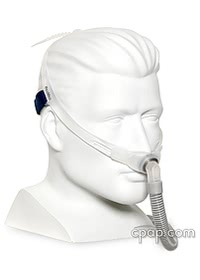 resmed swift fx nasal pillow cpap mask profile
