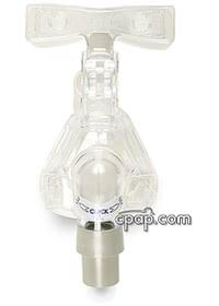 resmed ultra mirage II nasal cpap mask frame back