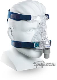 resmed ultra mirage II nasal cpap mask profile