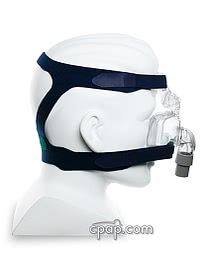resmed ultra mirage II nasal cpap mask side