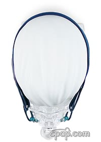 resmed ultra mirage II nasal cpap mask top
