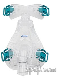 resmed ultra mirage full face cpap mask 1