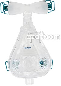 resmed ultra mirage full face cpap mask inside