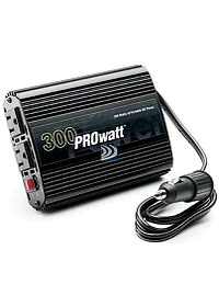 respironics 300 watt dc ac power inverter