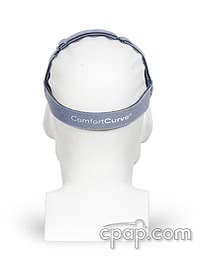 respironics comfortcurve nasal mask back