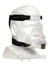 respironics comfortfull 2 cpap full face profile