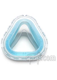 respironics comfortgel blue nasal cpap mask cushion sst flap bottom
