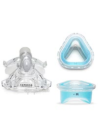 respironics comfortgel blue nasal cpap mask size location 2