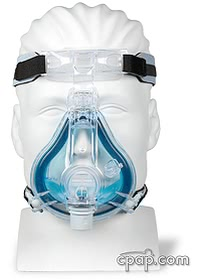 Respironics ComfortGel Full Face Mask and Headgear