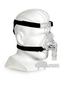 respironics comfortselect nasal cpap mask profile