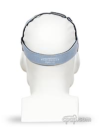 respironics optilife nasal pillow mask back