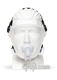 respironics performax total face front