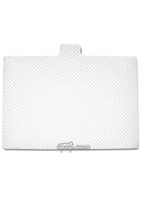 respironics synchrony filter top mesh side