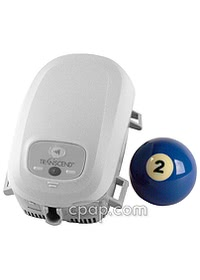 Transcend Travel CPAP Machine - Billard Ball not included